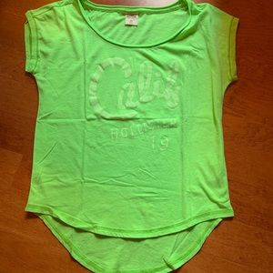 lime holister t. extra small